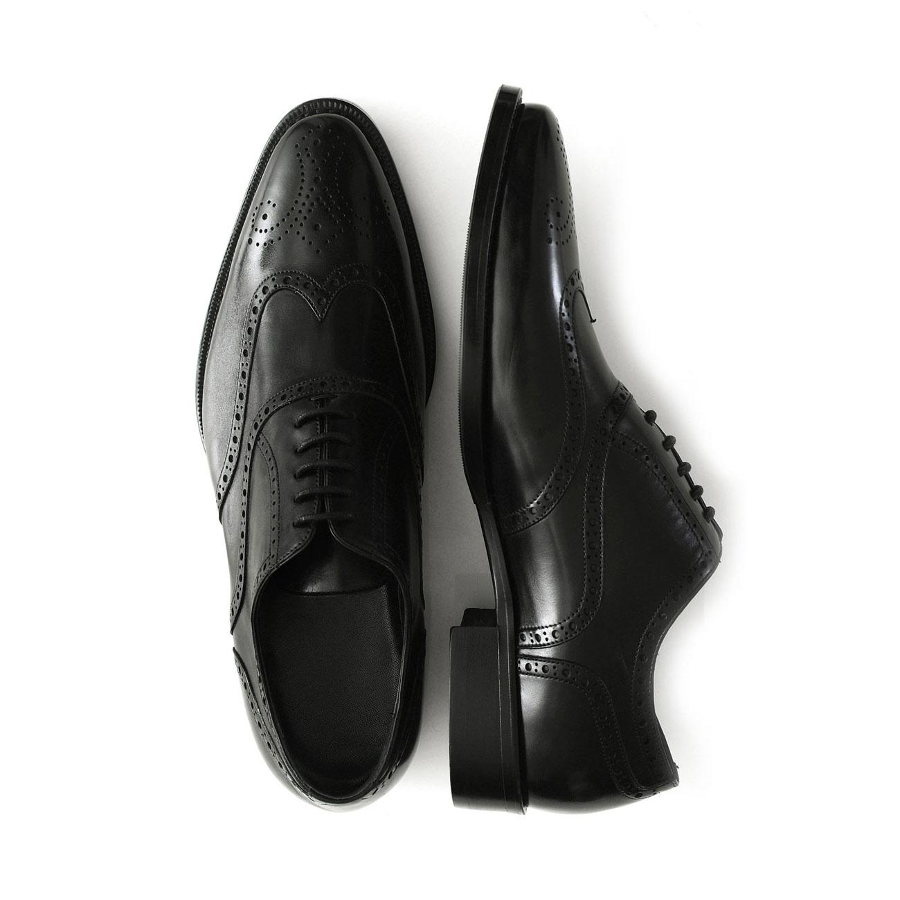 高档手工皮鞋