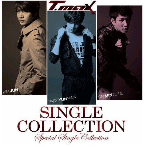 T-Max -《Single Collection》單曲