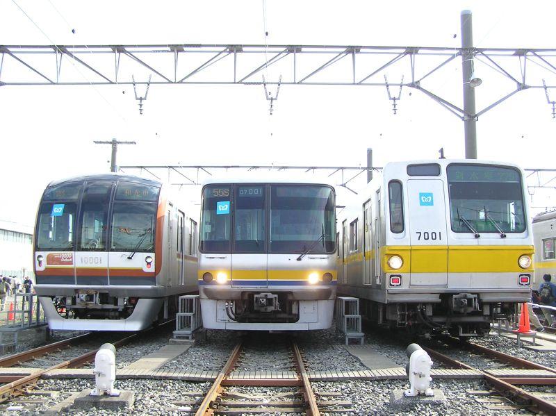 東京地下鐵有樂町線圖片