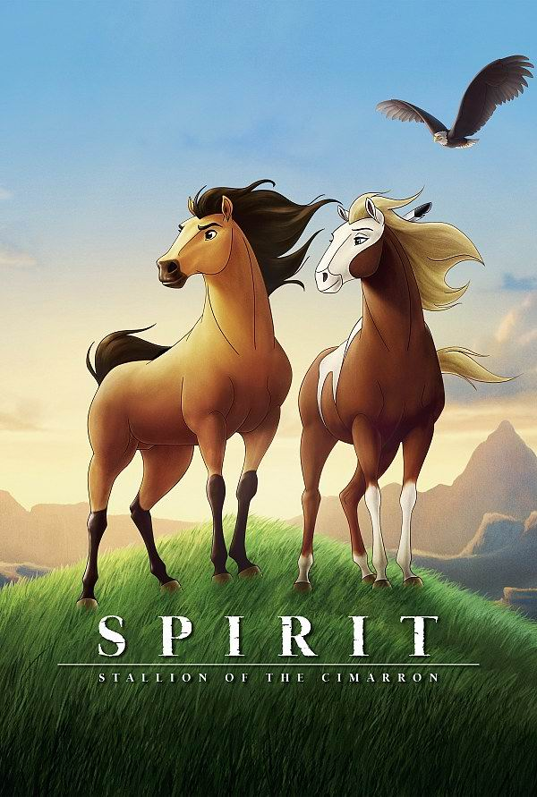 【劇情】小馬王線上完整看 Spirit: Stallion of the Cimarron