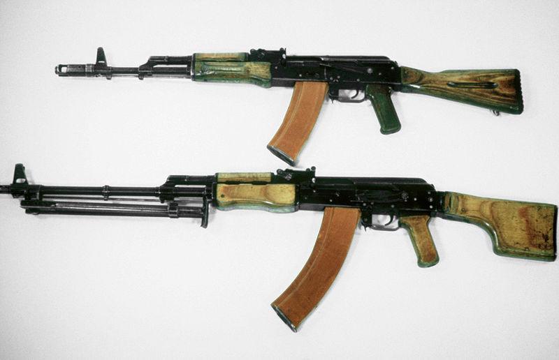 国际货�9ak9c_rpk-74与ak-74对比图